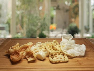 bramborový krekr